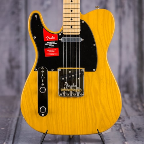 Fender American Professional Telecaster - Left handed Blonde Brand New $1,499.99
