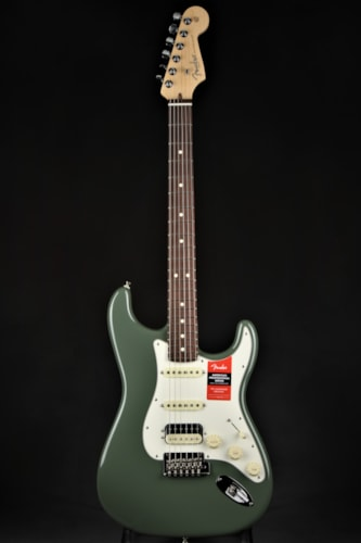 Fender American Professional Stratocaster HSS Shawbucker - Antique  Brand New, Hard, $1,304.99