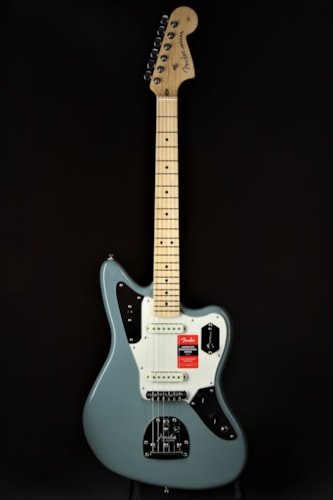 Fender American Professional Jaguar - Sonic Gray Brand New, Hard