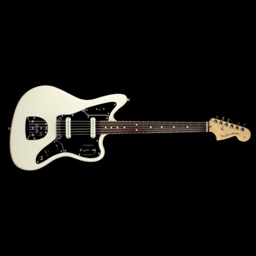 Fender American Professional Jaguar Olympic White Excellent