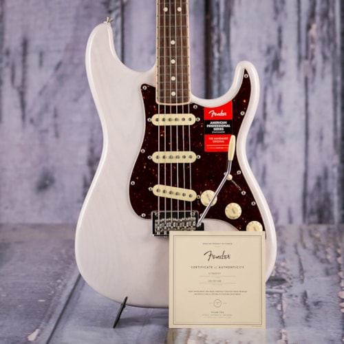 Fender American Professional Stratocaster, White Blonde