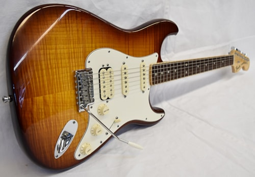 Fender  American Select Stratocaster Antique Burst