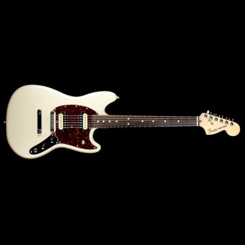 Fender American Special Mustang Limited Edition Olympic White Brand New $1,149.99