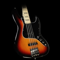 Fender Artist Series Geddy Lee Jazz Bass 3-Tone Sunburst