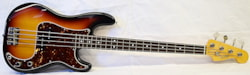 Fender AVRI '62 Precision Bass