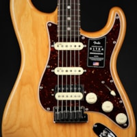 Fender American Ultra Stratocaster - Aged Natural/B Stock