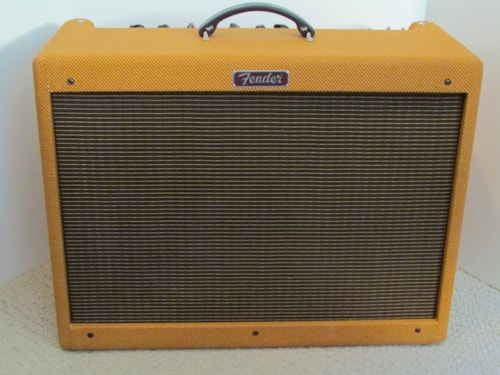 Fender Blues Deluxe Reissue Lacquered Tweed Lacquered border=