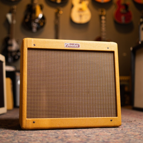 Fender Tweed Amp >> Fender Blues Junior Lacquered Tweed Amps Preamps California Vintage Guitar Amp