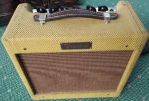 1990 Fender Bronco Amp