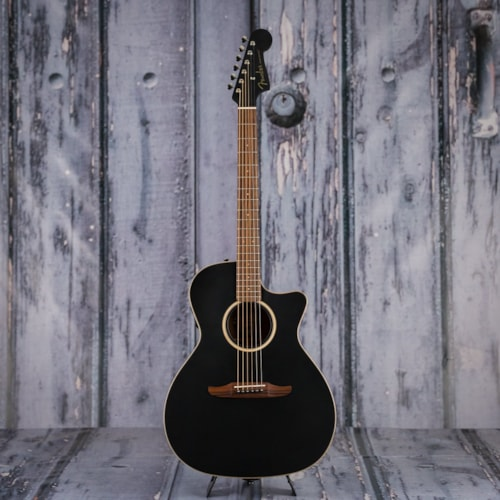 Fender California Series Newporter Special, Black Brand New $699.99