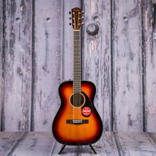 Fender CC-60S Concert, 3-Color Sunburst