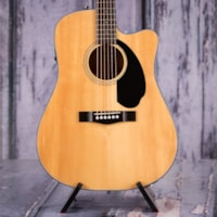 Fender CD-60SCE Acoustic/Electric, Natural