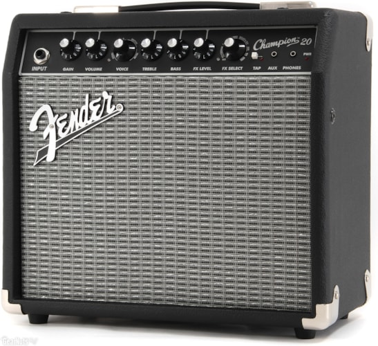 Fender® Champion 20 Brand New, $99.99