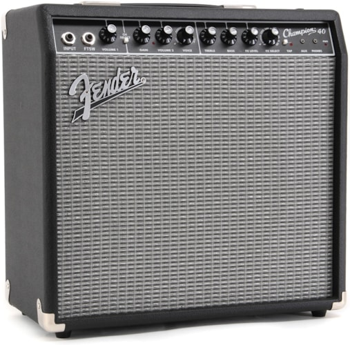 Fender® Champion 40 Brand New, $179.99