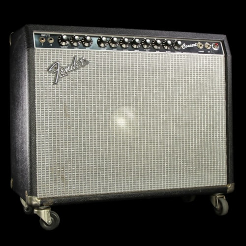 Fender Concert II 1x12 Guitar Combo Amplifier