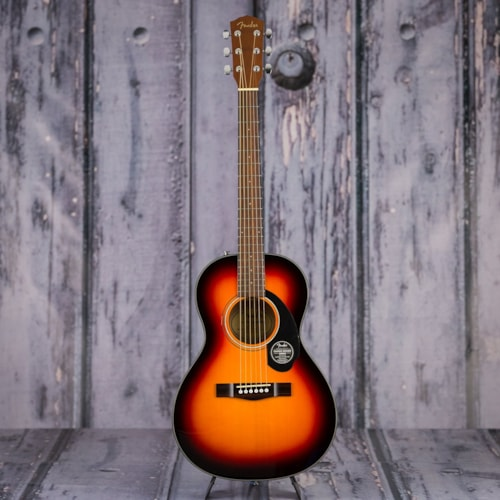 Fender CP-60S parlor acoustic guitar Brand New $199.99
