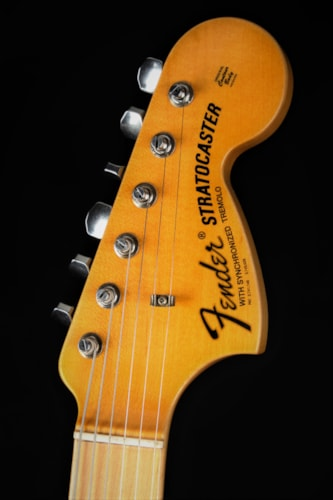 Fender Custom Shop 1968 Relic Stratocaster - Faded Aged Candy Apple Red (1968 reissue)