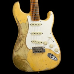 Fender Custom Shop '57 Stratocaster Heavy Relic Nocaster Blonde