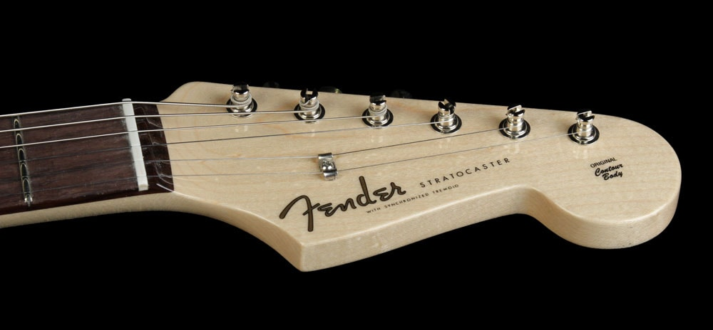 Fender Custom Shop '60 NoNeck Stratocaster NOS Electric Guitar Fiesta Red Fiesta Red, Brand New, $3,159.99
