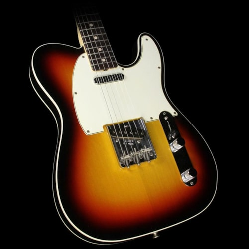 Fender Custom Shop '60 Telecaster Closet Classic Electric Guitar 3-Tone Sunburst