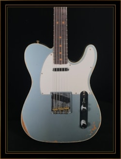 Fender Custom Shop 60s Relic Tele Custom