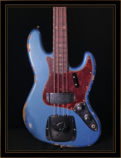 Fender Custom Shop 61 Jazz Bass Heavy Relic