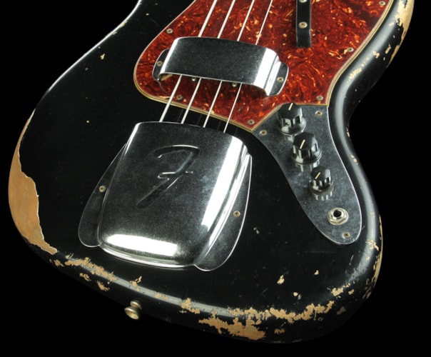 Fender Custom Shop '64 Jazz Bass Heavy Relic Brand New, $3,439.99