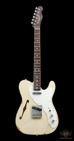 Fender Custom Shop Limited Edition 50's Thinline Telecaster Relic