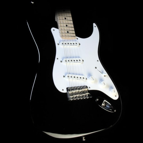 Fender Custom Shop Masterbuilt Todd Krause Eric Clapton Stratocaster NOS Electric Guitar Black Brand New, $6,900.00