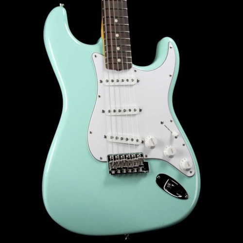 Fender Custom Shop Music Zoo Exclusive NoNeck '60 Stratocaster Surf Green NOS