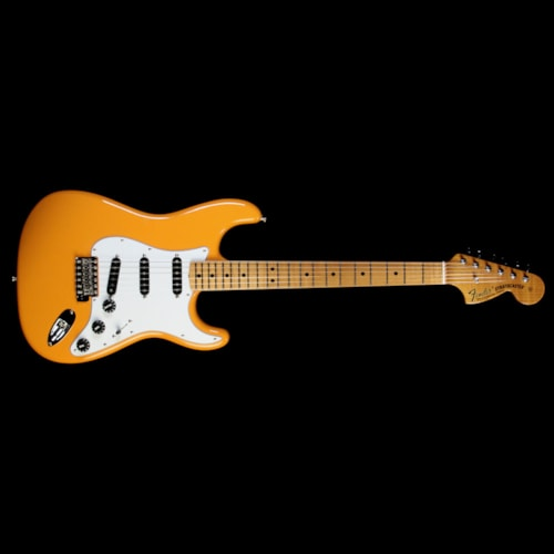 Fender Custom Shop Roasted Alder '69 Stratocaster Relic Electric Guitar Capri Orange Brand New, $3,280.00