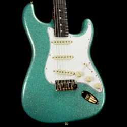 Fender Custom Shop Super Custom Deluxe Stratocaster Seafoam Green Sparkle