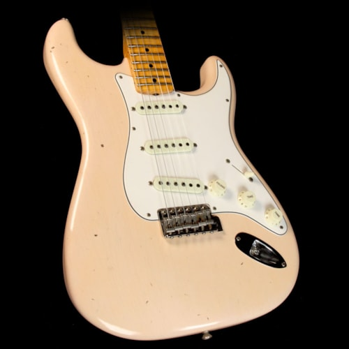 Fender Custom Shop Tomatillo Stratocaster Extra Super Faded Aged Shell Pink Relic