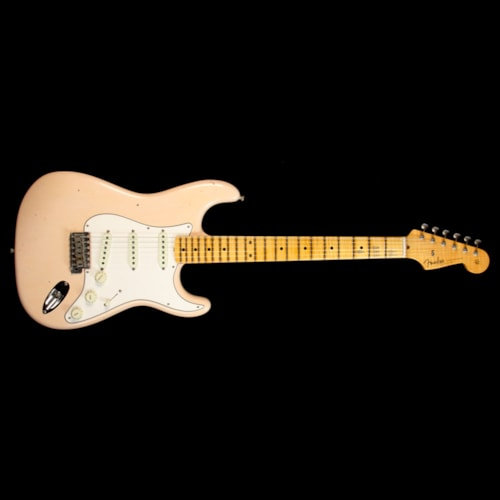 Fender Custom Shop Tomatillo Stratocaster Extra Super Faded Aged Shell Pink Relic Brand New