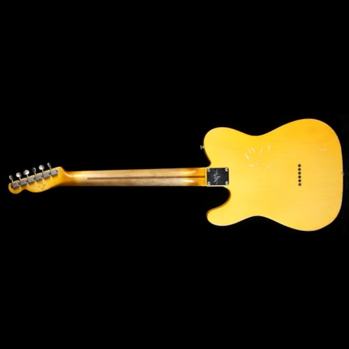 Fender Custom Shop Used Fender Custom Shop Masterbuilt John Cruz MVP Series '52 Telecaster Electric Guitar Nocaster Blonde Excellent, $5,799.00