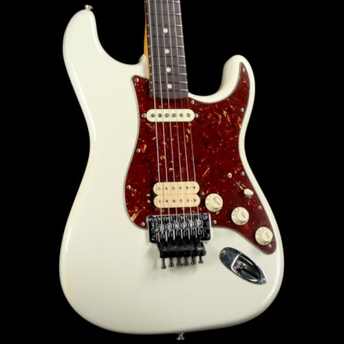 Fender Custom Shop ZF Stratocaster Music Zoo Exclusive NOS Olympic White Brand New, $3,880.00