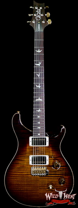 2020 Paul Reed Smith PRS Wood Library 10 Top Custom 24 Flame Maple