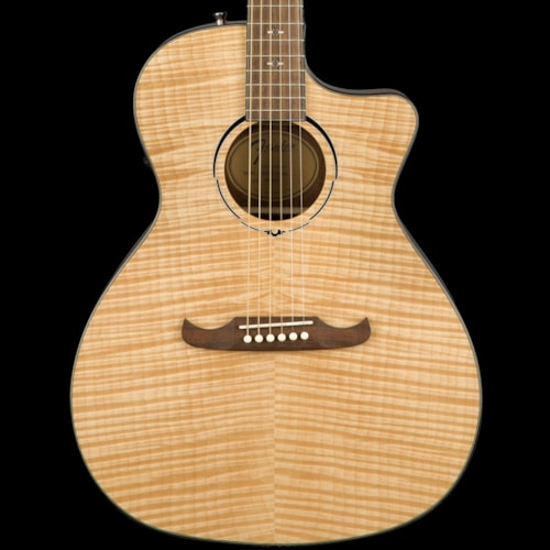 Fender FA-345CE Auditorium Acoustic Natural Brand New