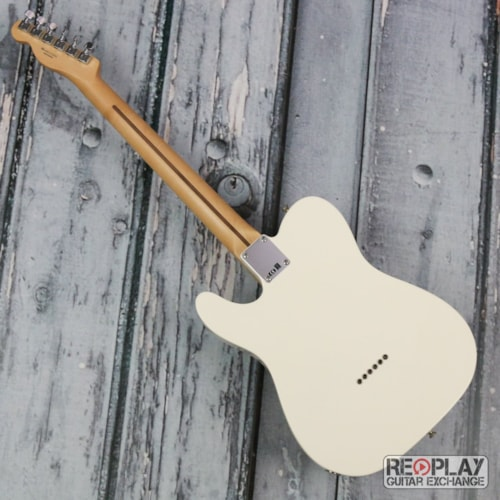 Fender Fender Standard Telecaster - Arctic White Very Good, $419.99