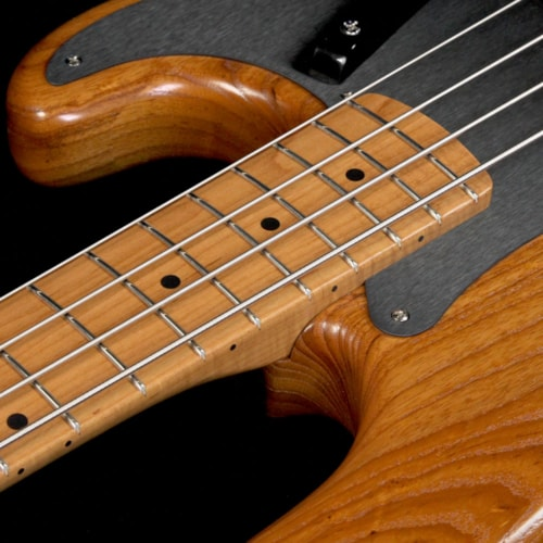 Fender FSR Limited Edition Roasted Ash '58 Precision Bass Guitar Natural Brand New, $1,999.99