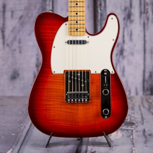 Fender FSR Plus Top Standard Telecaster, Aged Cherry Burst