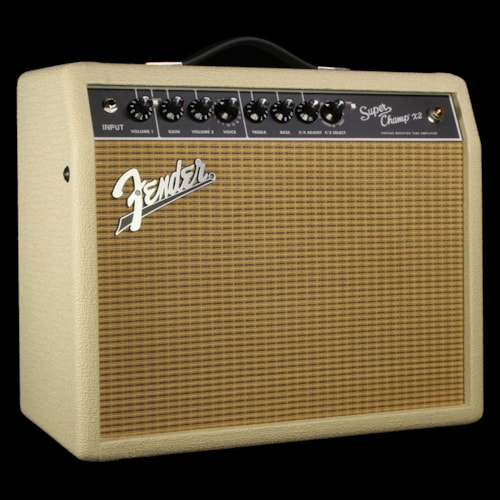 Fender FSR Super Champ X2 Amplifier Blonde Blonde, Brand New, $449.99