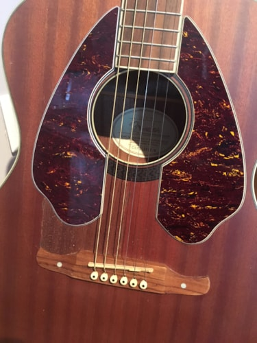 FENDER HELLCAT TIM ARMSTRONG ACOUSTIC ELECTRIC GUITAR