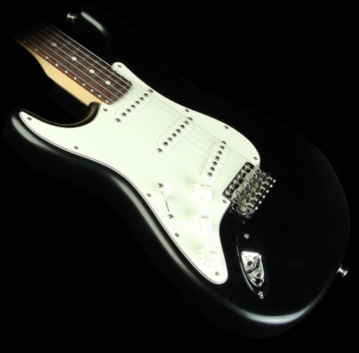 Fender Highway One Left-Handed Stratocaster Electric Guitar Black Brand New, $749.00