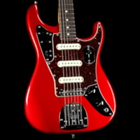 Fender Jaguar Strat Limited Edition Candy Apple Red