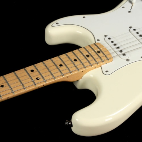Fender Jimmie Vaughan Tex-Mex Stratocaster Olympic White Excellent, $699.00