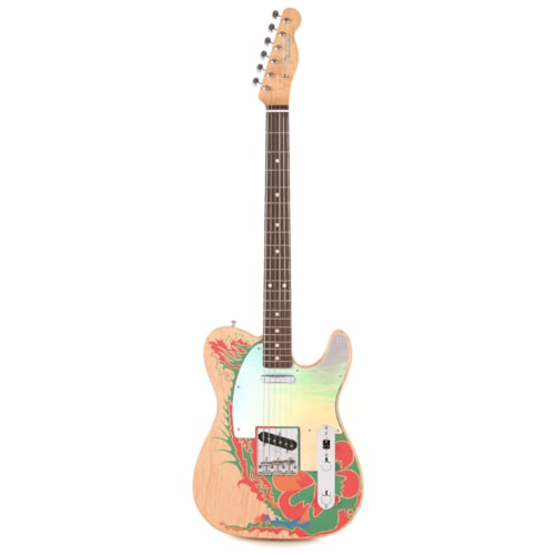 Fender Artist Jimmy Page Telecaster Graphic Natural