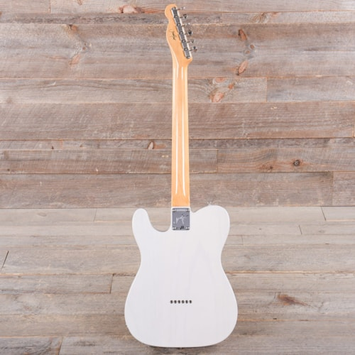 Fender Artist Jimmy Page Telecaster Mirror White Blonde USED