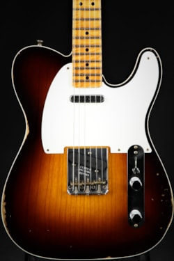 Fender Custom Shop 2018 Limited Double Equire