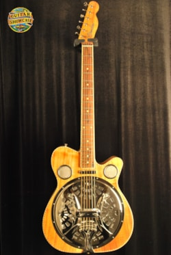 Fender Koa Resonator